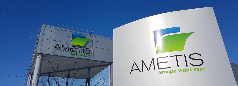 contactez Ametis, le spécialiste de la traçabilité et de l'étiquetage