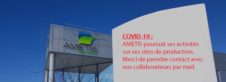 étiquetage et traçabilité - Ametis COVID 19