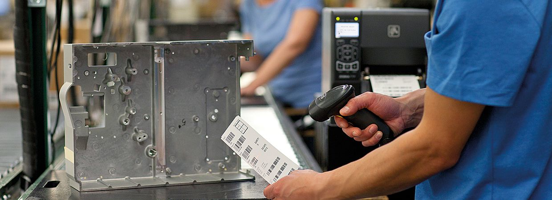 imprimante étiquette industrielle - Ametis