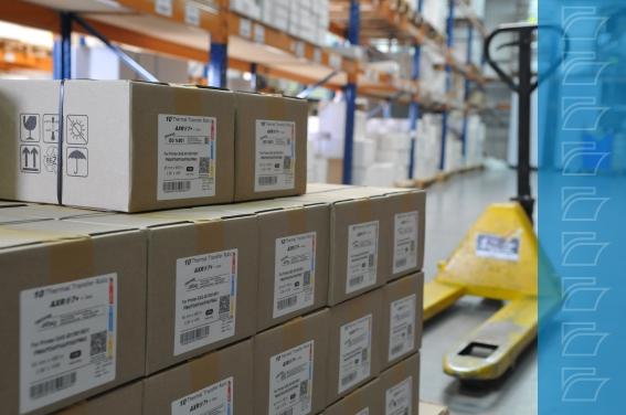 etiquetage et traçabilité industriels - Ametis
